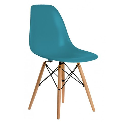 PC-016/AZW Silla Eames Blue