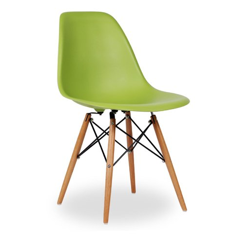 PC-016/VW Silla Eames Green