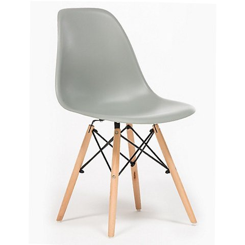 PC-016/GW Silla Eames Light Grey