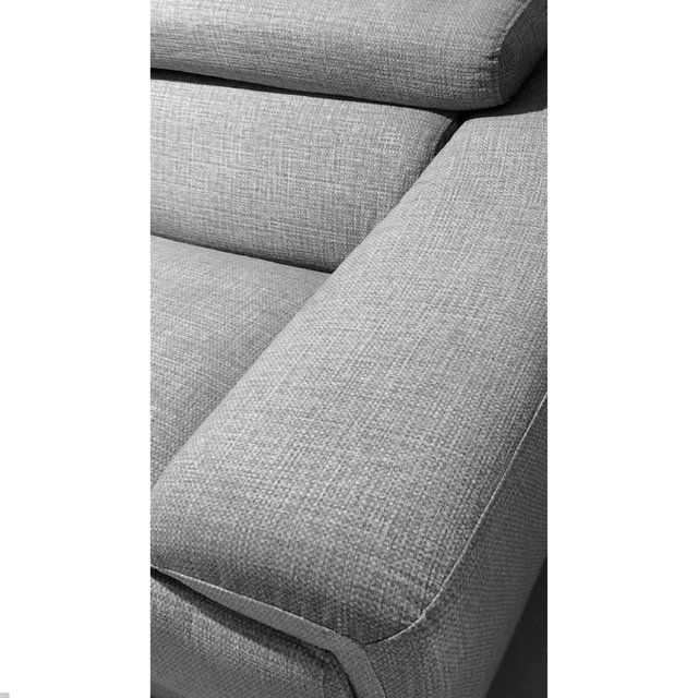 GUCCI/LGL  /  GUCCI/LGR   Sillon Gucci light grey left corner / Sillon Gucci light grey right corner - TRIBECA