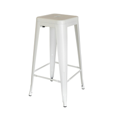 BANQUETA TOLIX MATT WHITE MC-012/B