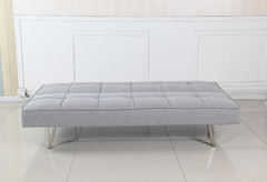 SOFÁ BED OWEN LIGHT GREY OWEN/LG - TRIBECA