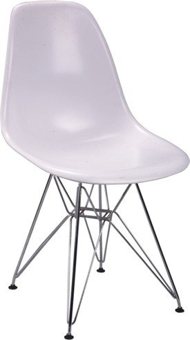 PC-016/B Silla Eames Base de Cromo