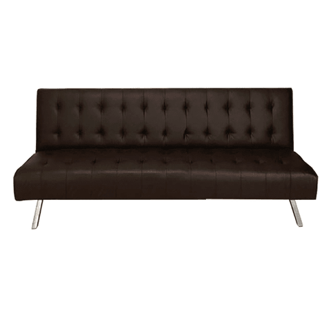 TOMM/CH Sofa-bed Tomm ecocuero Chocolate