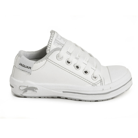 Zapatillas    Blanco-Cordon      Jaguar (41022)