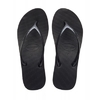 Ojotas Dama Havaianas High Fashion Negro (75371)