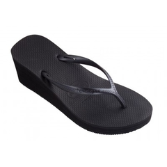 Ojotas Dama Havaianas High Fashion Negro (75371) en internet