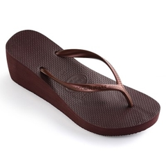 Ojotas Dama Havaianas High Fashion Bordo (75375) en internet