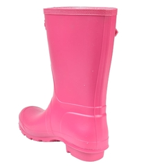 Bota de Lluvia Media Caña Dama Fucsia Proforce (66003) en internet