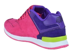 Zapatillas New Blink Kids Fuxia/Lila (37406) - comprar online