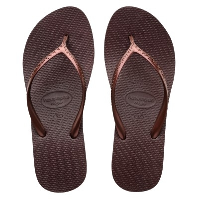 Ojotas Dama Havaianas High Fashion Bordo (75375)