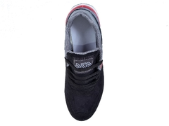 Zapatillas New Blink Kids Negro/Gris (37407) en internet
