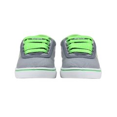 Zapatillas Kids Gris-Verde Hey Day (30403) en internet