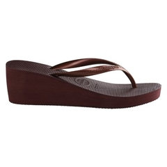 Ojotas Dama Havaianas High Fashion Bordo (75375) - comprar online
