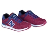 Zapatillas New Blink Bordo Azul (47404) - comprar online