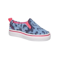 Panchas Animal Print Baby  Azul Prowess (2103) - comprar online