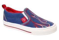 Panchas Azul-Rojo Prowess (16003) - comprar online