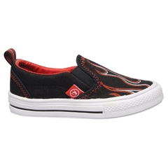 Panchas Negro-Rojo Prowess (16001) - comprar online