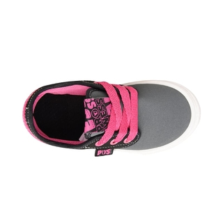 Zapatillas Kids Fucsia Gris Pws (13513) en internet
