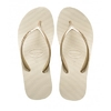 Ojotas Dama Havaianas High Fashion Beige (75374)