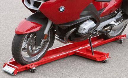 Carro (dollies) para motocicletas