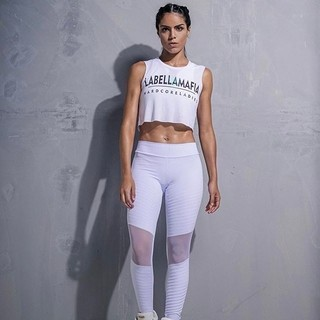 LEGGING ATHLETE WHITE Código: FCL11675