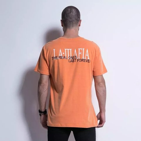 CAMISETA STREET ORANGE - Código: HCS12651 na internet