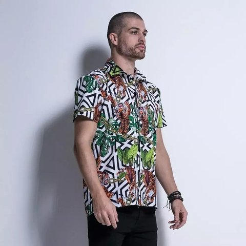 CAMISA RESORT SAVAGE - Código: HCS12668 - buy online