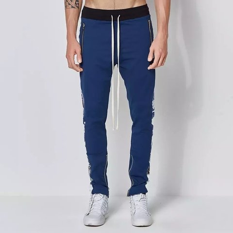 TRACK PANTS LA MAFIA BLUE - Código: HCL12791 on internet