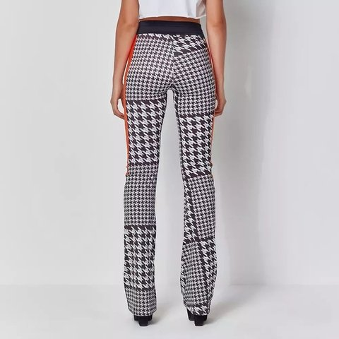 TRACK PANTS LABELLAMAFIA FLARE CHESS REF: MCL14292 en internet