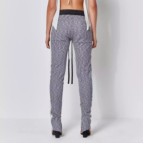 TRACK PANTS LABELLAMAFIA GREY REF: MCL14286