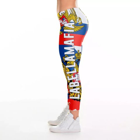 LEGGING FEMININA WORLD CUP RÚSSIA - buy online