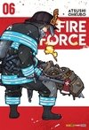 Fire Force #06 - comprar online
