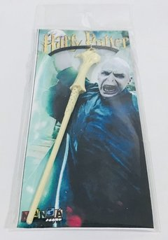 Colar Varinha- Lord Voldemort (Harry  Potter )