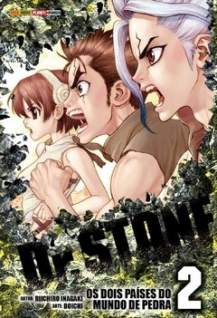 Dr Stone #02