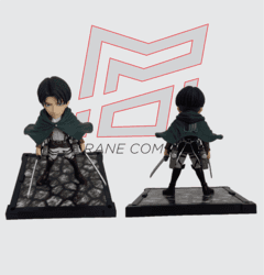 Figure (Tamashii Buddies) - Levi (Attack on Titan)