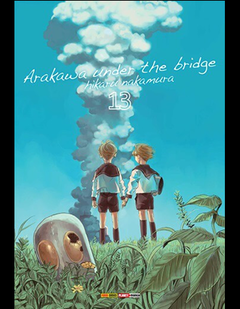 Arakawa Under the Bridge #13
