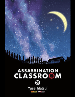 Assassination Classroom #21