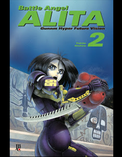 Battle Angel Alita #02