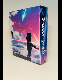 Box Your Name (3 volumes - Completo) - comprar online
