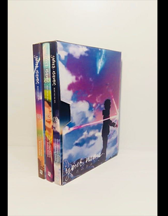 Box Your Name (3 volumes - Completo)