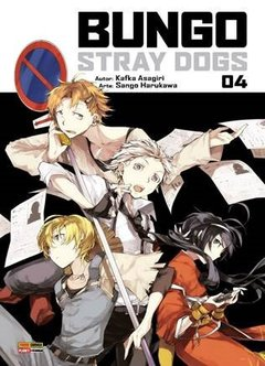 Bungo Stray Dogs #04