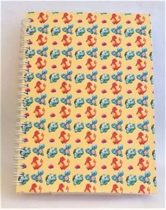 Caderno Universitario - Pokemon Origens