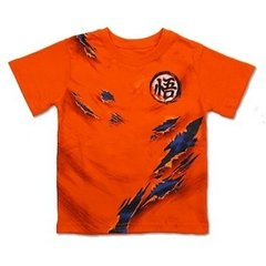 Camiseta Juvenil Dragon Ball Uniforme