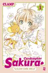 Cardcaptor Sakura Clear Card Arc #01 (Pré-Venda)