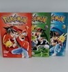 Coleção - Pokemon Red Green Blue (3 volumes)