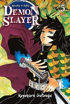 Kimetsu No Yaiba  - Demon Slayer 5 (Pré-Venda)