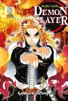 Kimetsu No Yaiba  - Demon Slayer 8 (Pré-Venda)