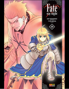 Fate Stay Night #19