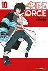 Fire Force #10 (Pré Venda)